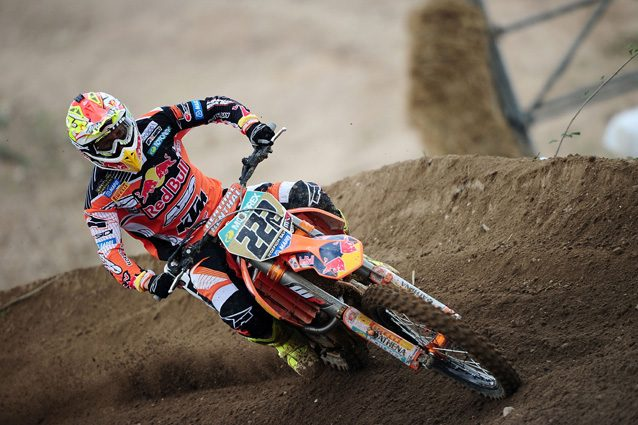 Tony Cairoli – Getty Images