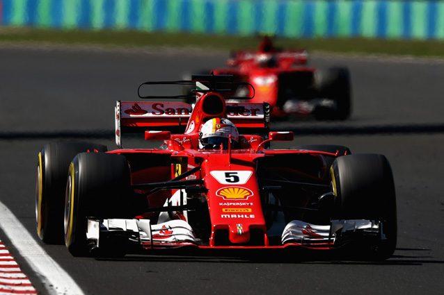 Sebastian Vettel – Getty Images