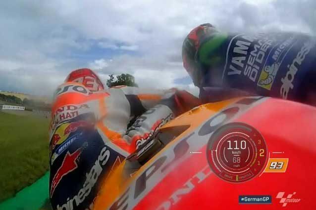 Motogp, Gp Germania: Marquez fa 8 su 8 al Sachsenring