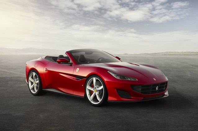 Ferrari svela la nuova GT V8 Portofino