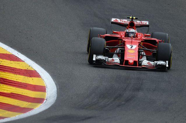 Qualifiche GP Belgio: Hamilton pole a SPA, Vettel dietro di lui