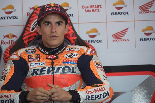 Marc Marquez – Getty Images