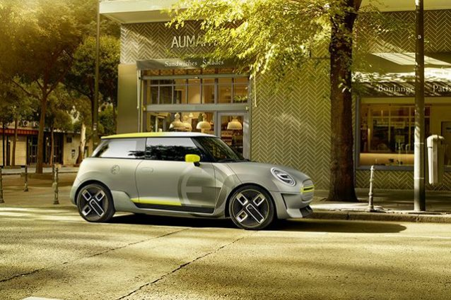 Mini Electric Concept, a Francoforte guardando al futuro
