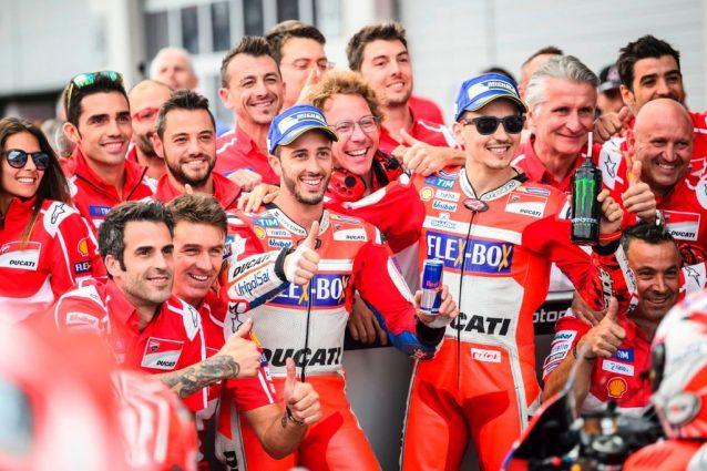 GP d'Austria: Dovi da urlo, ko un grande Marquez. Valentino da dimenticare