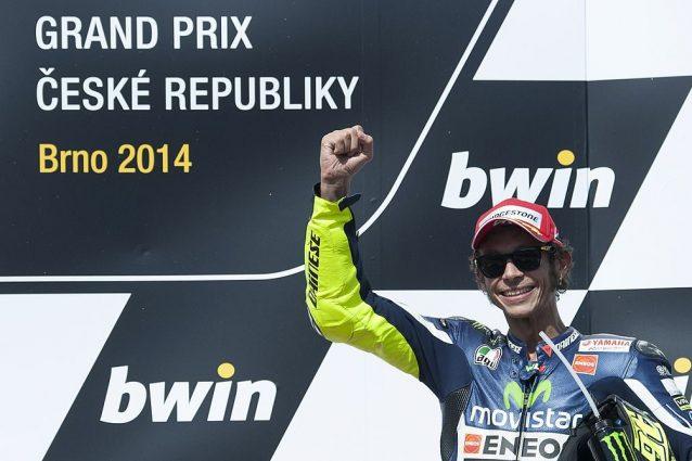 Repubblica Ceca, curiosità e statistiche della MotoGP a Brno