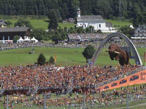 Verso il GP d'Austria: curiosità e statistiche della MotoGP sul Red Bull Ring