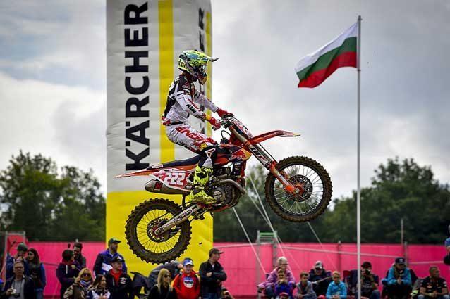 Tony Cairoli, quinto podio di fila in Svizzera / Mxgp.com