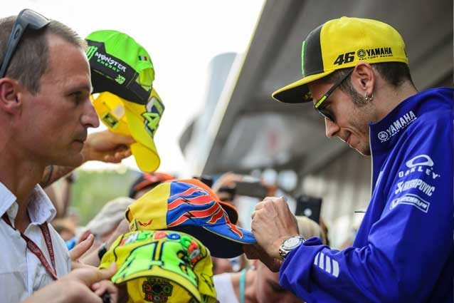 Valentino Rossi  GettyImages