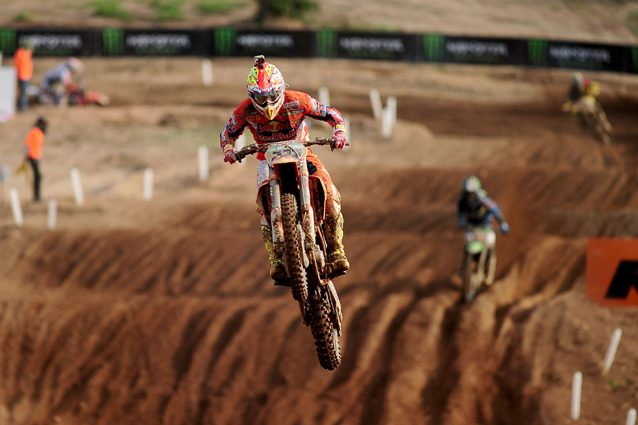 Antonio Cairoli – Getty Images