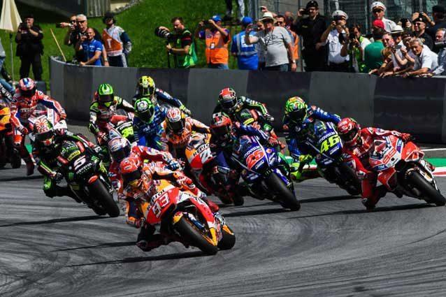 MotoGP, calendario provvisorio 2018: 19 gare, in Thailandia il 7 ottobre