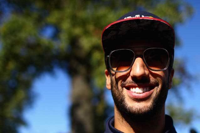 Daniel Ricciardo, GettyImages
