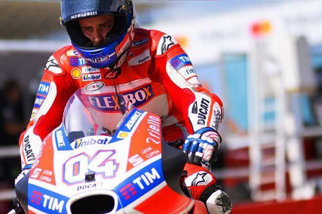 MotoGP, Dovizioso è il 're' degli staccatori di Misano