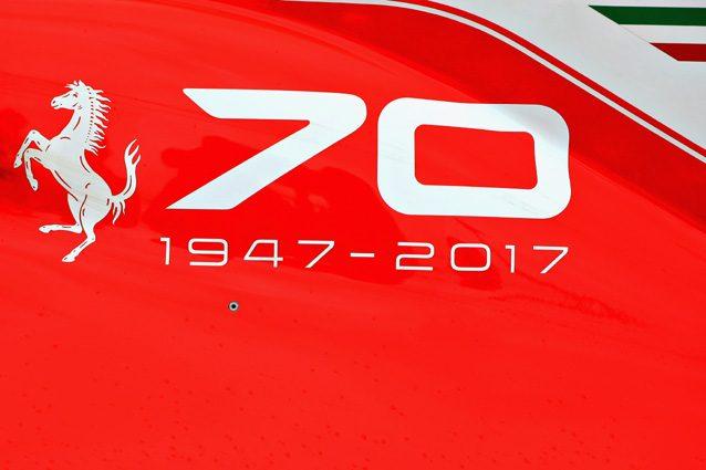 Mostre, show e tanta passione per festeggiare i 70 anni della Ferrari