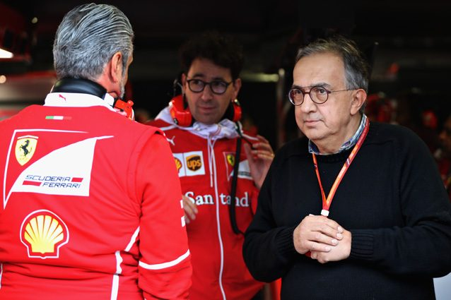 Sergio Marchionne – Getty Images