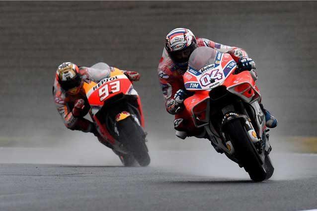 MotoGp, Marquez avvisa Dovizioso: