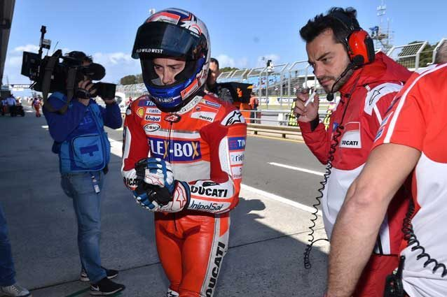 Andrea Dovizioso / Gety Images