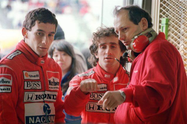 GP del Giappone story, 1988: la magia iridata sotto la pioggia di Ayrton Senna