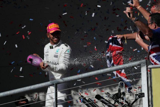 Hamilton e Marquez una domenica da Mondiale, come Valentino Rossi e Schumacher