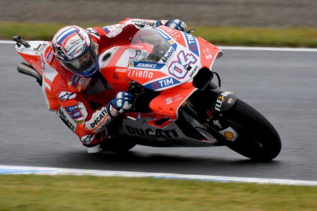 MotoGP, il Samurai Dovizioso conquista Motegi