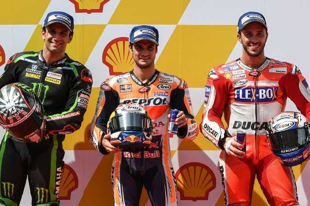 Sepang: Qualifiche, Pole position per Pedrosa