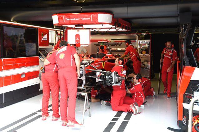 Ferrari, Vettel omologa il quinto motore della stagione
