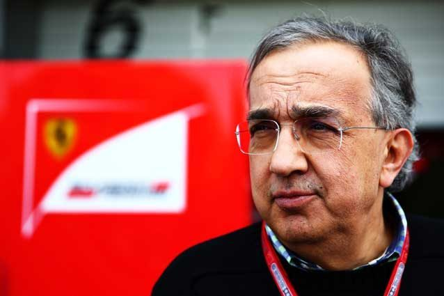 Sergio Marchionne / Foto Getty Images