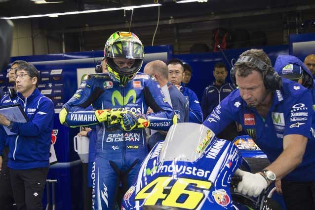Valentino Rossi  Getty Images
