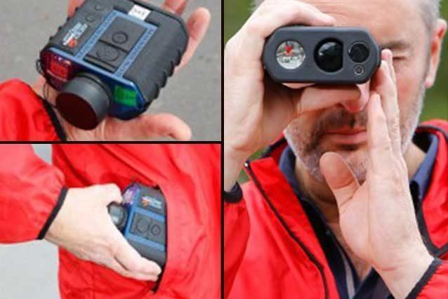 Autovelox, in Francia presto controlli con mini-laser e smartphone