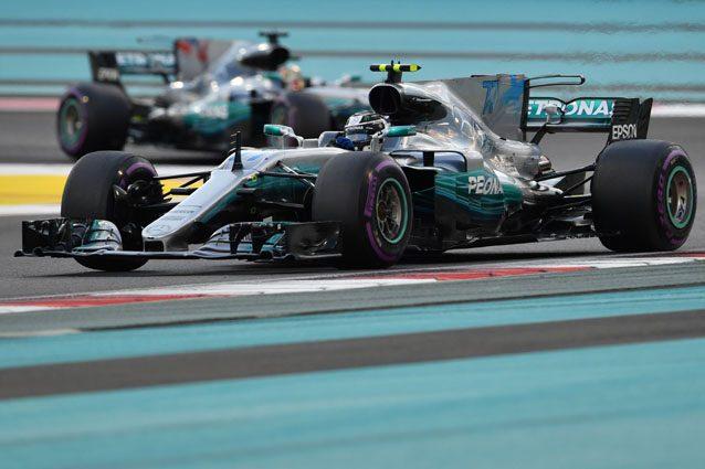 Bottas vince l'ultima ad Abu Dhabi, Vettel sale sul podio e blinda il 2° posto mondiale