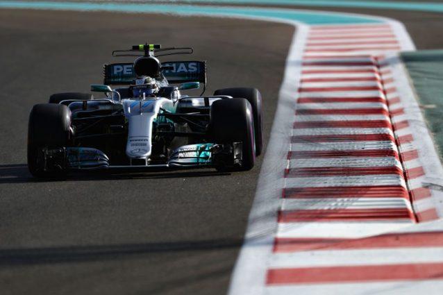GP Abu Dhabi: super pole di Bottas, Ferrari indietro ma non troppo