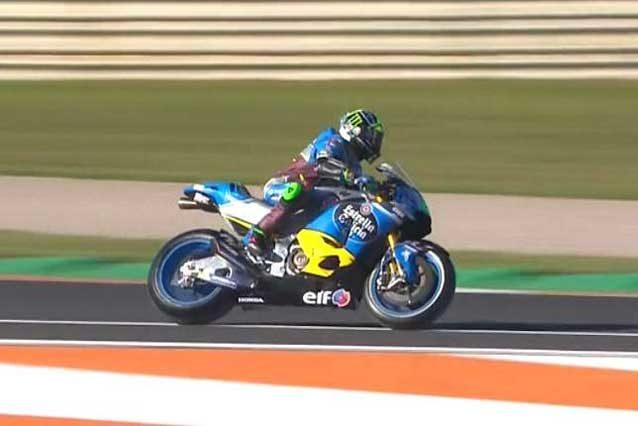 Il debutto di Franco Morbidelli in MotoGP / MotoGP.com