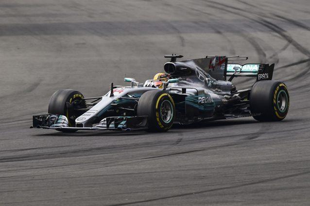 FP2 Gp del Brasile: Hamilton guida il gruppo a Interlagos