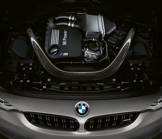 BMW M3 CS, 460 CV per la serie limitata