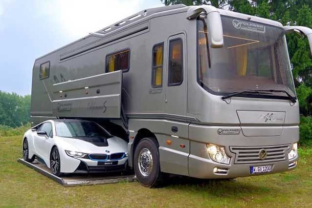 motorhome extralusso il nuovo performance s