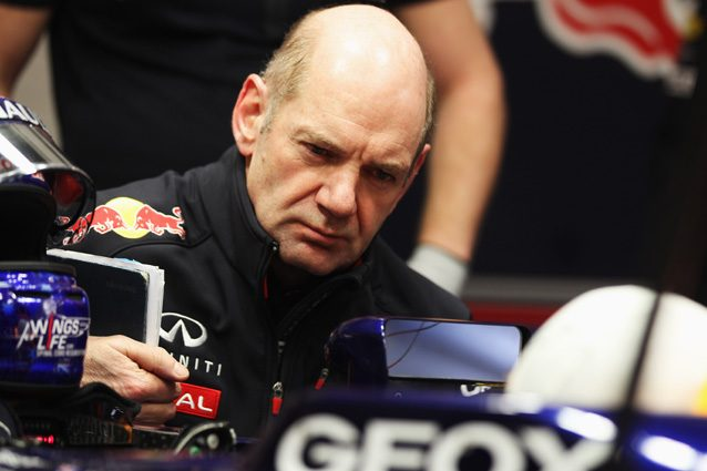 Adrian Newey – Getty images