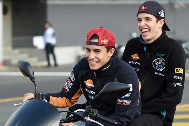 Marc e Alex Marquez / Getty Images