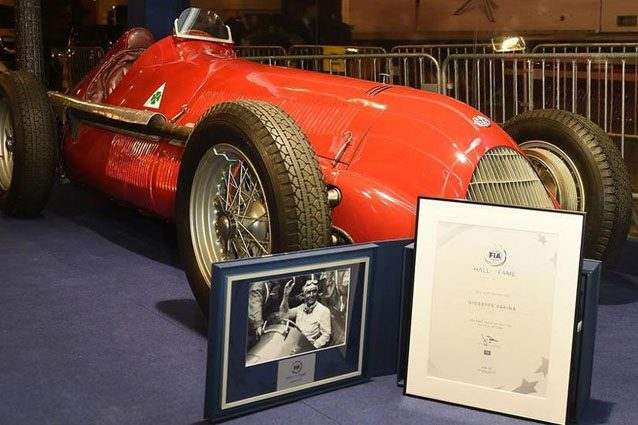 Alfa Romeo 158 – Foto Twitter