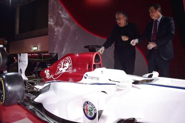 Alfa Romeo Sauber – Getty images