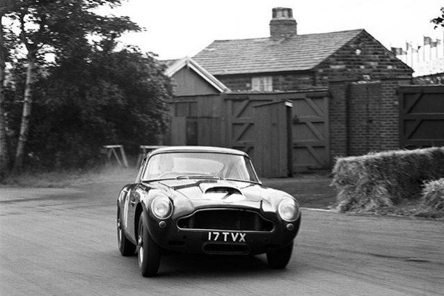 Aston Martin DB4 GT Continuation, il mito del 1959 torna in produzione