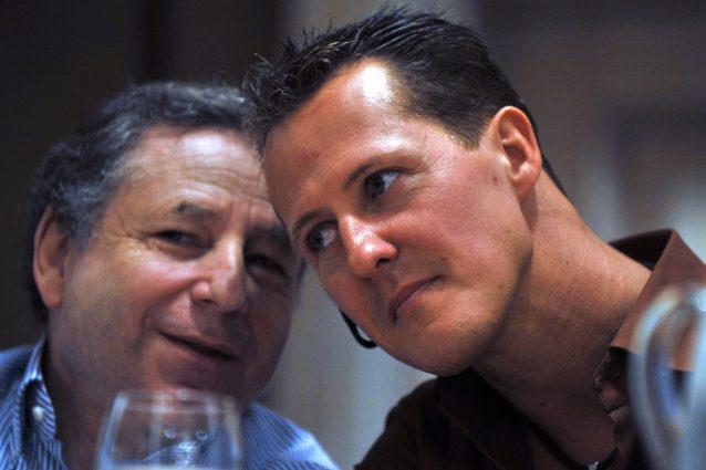 """Jean Todt: """"Quanto mi manca Schumi. Ma Michael lotta ancora"""""""