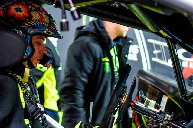 Monza Rally Show, auto sottopeso: Valentino Rossi e Tony Cairoli penalizzati di 10 secondi