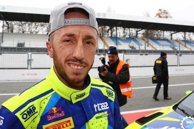 Tony Cairoli al Monza Rally Show / Autodromo nazionale di Monza credit Rigato Romano