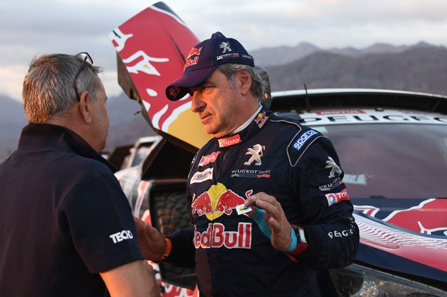 Carlos Sainz – Getty images
