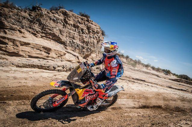 Dakar moto, trionfa Walkner. A Benavides l'ultima tappa