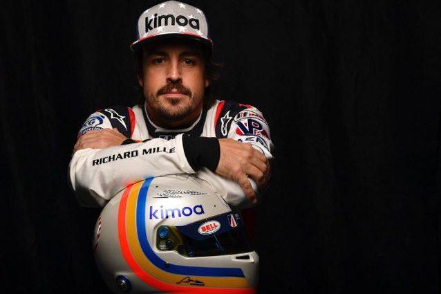 Fernando Alonso – Foto Twitter