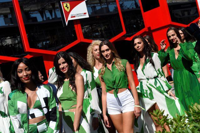 Le grid girls torneranno al GP Monaco, parola dell'organizzatore!