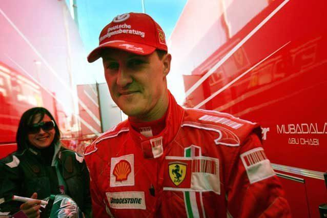 Michael Schumacher compie 49 anni, gli auguri della Ferrari