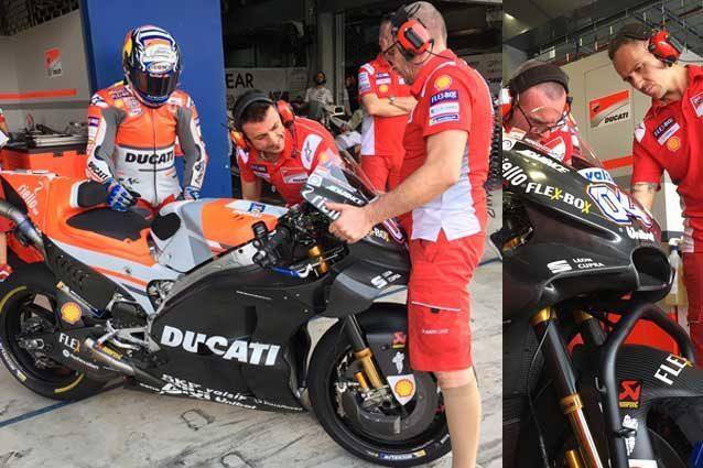 MotoGP   Test IRTA Thailandia Day 2: Dovizioso,