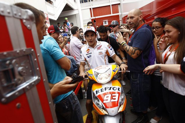Marc Marquez / Getty Images