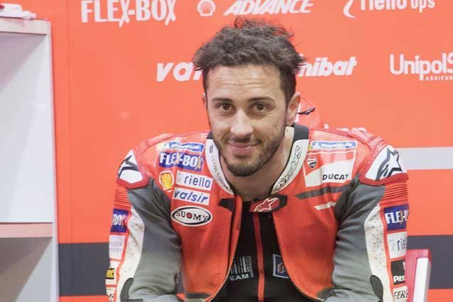 Andrea Dovizioso, 32 anni / Getty Images